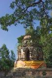 Vecchia pagoda Fotografia Stock