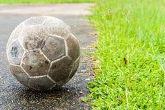 Vecchia palla Immagine Stock