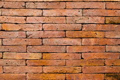 Vecchia parete alla Tailandia immagini stock
