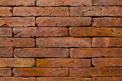 Vecchia parete alla Tailandia Fotografia Stock