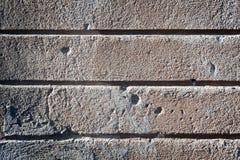 Vecchia parete del cemento immagine stock