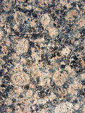 Vecchia parete del granito Immagine Stock