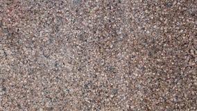 Vecchia parete del granito Fotografia Stock