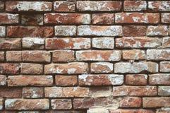 Vecchia parete del mattone Fotografie Stock Libere da Diritti