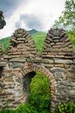 Vecchia parete della fortezza Immagine Stock