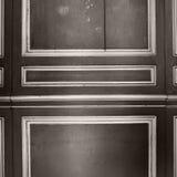 Vecchia parete di legno Fotografia Stock Libera da Diritti