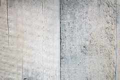 Vecchia parete di legno con vecchia pittura - fondo Fotografie Stock