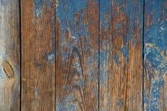 Vecchia parete di legno devastante immagini stock libere da diritti