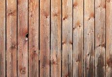 Vecchia parete di legno non colorata Struttura della priorità bassa Immagini Stock Libere da Diritti