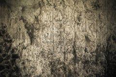 Vecchia parete di lerciume, fondo strutturato altamente dettagliato Immagine Stock Libera da Diritti