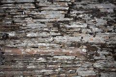 Vecchia parete di mattoni immagini stock libere da diritti