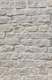 Vecchia parete di pietra Fotografie Stock Libere da Diritti