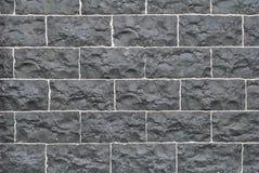 Vecchia parete di pietra spaccata, bella struttura del fondo fotografia stock libera da diritti