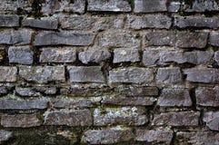 Vecchia parete di pietre Fotografia Stock Libera da Diritti