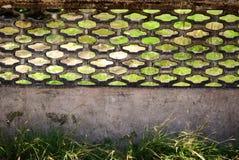 Vecchia parete di ventilazione Immagini Stock Libere da Diritti