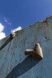 Vecchia parete rampicante Immagine Stock Libera da Diritti