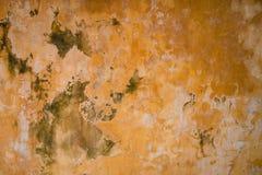 Vecchia parete sporca Immagini Stock