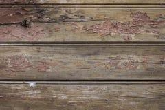 Vecchia parete verniciata Fotografie Stock Libere da Diritti