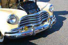 Vecchia parte anteriore dell'automobile Fotografie Stock