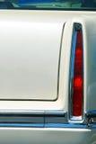 Vecchia parte posteriore classica dell'automobile dell'annata. Immagini Stock