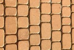 Vecchia pavimentazione Fotografia Stock