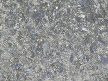 Vecchia pavimentazione in calcestruzzo Fotografie Stock