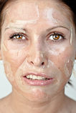 Vecchia pelle, nuova pelle Immagine Stock Libera da Diritti