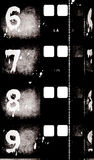 Vecchia pellicola di film Fotografia Stock