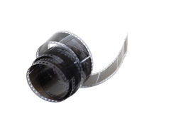 Vecchia pellicola negativa fotografia stock libera da diritti