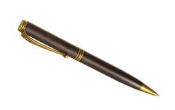 Vecchia penna a sfera. Fotografia Stock Libera da Diritti