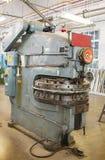 Vecchia perforazione della torretta della lamiera sottile Immagine Stock Libera da Diritti
