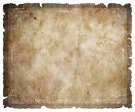 Vecchia pergamena illustrazione di stock
