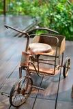 Vecchia piccola bicicletta Fotografie Stock