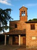 Vecchia piccola chiesa Fotografie Stock Libere da Diritti
