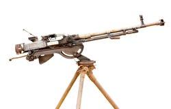Vecchia pistola al museo Fotografia Stock Libera da Diritti