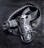 Vecchia pistola del cowboy Fotografia Stock