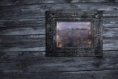 Vecchia pittura Fotografia Stock