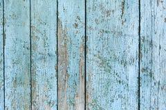 Vecchia pittura sullo scrittorio di legno Immagini Stock