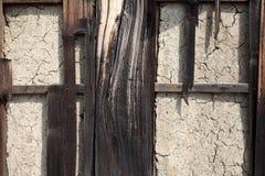 Vecchia plancia Immagine Stock Libera da Diritti