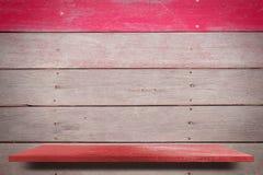 Vecchia plancia di legno dura per il fondo di struttura fotografie stock libere da diritti