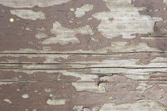 Vecchia plancia, struttura di legno Fotografia Stock