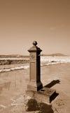 Vecchia pompa idraulica Fotografia Stock