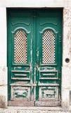 Vecchia porta Fotografia Stock