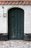 Vecchia porta Fotografie Stock