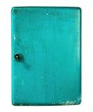 Vecchia porta del frigorifero immagini stock libere da diritti