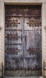 Vecchia porta Ronda3 Fotografia Stock