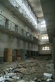 Vecchia prigione Fotografia Stock