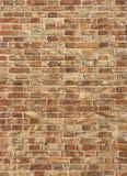 Vecchia priorità bassa del muro di mattoni immagini stock