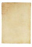 Vecchia priorità bassa della carta pergamena Immagini Stock Libere da Diritti
