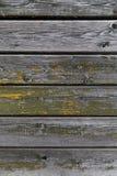 Vecchia priorità bassa delle schede di legno Immagini Stock